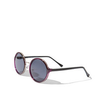ROUND SUNGLASSES WITH METAL AND PLASTIC FRAMES - Accessories - Accessories - Woman - ZARA Netherlands
