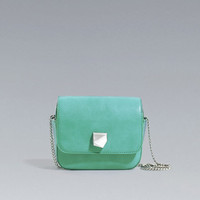 STONE MESSENGER BAG - Handbags - TRF - ZARA Netherlands