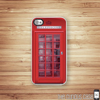British Red Phone Booth IPhone Hard.. on Luulla