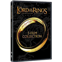 Walmart: The Lord Of The Rings 3-Film Collection (Theatrical Versions) (Widescreen)