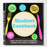 Student Cookbook:100 Everyday Recipes By Parragon
