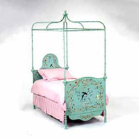 Venice Canopy Bed - Beds - Bedroom & Bath - Furniture - PoshLiving