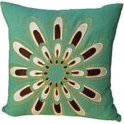 Jovi Home Blue Decorative Pillow | Overstock.com
