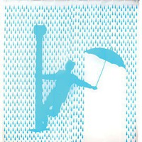 Shower Curtain Singing In Rain - Whimsical & Unique Gift Ideas for the Coolest Gift Givers