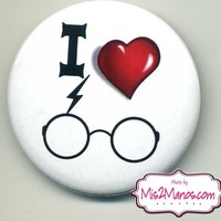 Harry Potter Inspired Buttons Perso.. on Luulla
