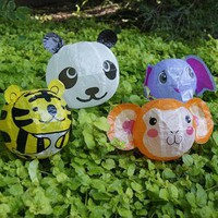 Animal Party Kamifusen Set ? Omiyage - simply charming things from Japan!