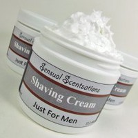 Sensual Scentsations : Shaving Cream - Just for Men - 4oz - $9.00