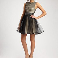 Alice + Olivia - Heidi Party Dress - Saks.com