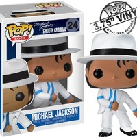 Kirin Hobby : POP! Rocks: Michael Jackson: Smooth Criminal Vinyl Figure by Funko 830395025643