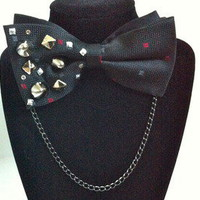 Tanny's Couture — Statement Bow Tie