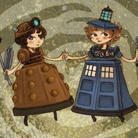 Fancy Dress Dr Who