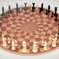 Three Man Chess | Uncrate