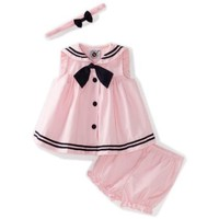 Good Lad Baby-Girls Infant Nautical Dress