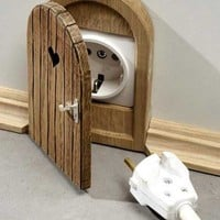 Outlet Fairy door!