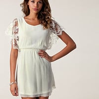 Hanna Ruffle Dress, Oneness