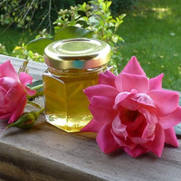 Wedding Favors, 100 Raw Wildflower Honey 2oz Jars, Raw Honey, Tennessee Wildflower, Medicinal