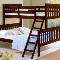 Parker Twin over Full Bunk Beds