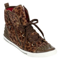 Stud High Top | Shop Just Arrived at Wet Seal