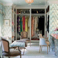 For the Home / Walk in closet & vanity