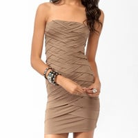 Lattice Tube Dress | FOREVER21 - 2000047262