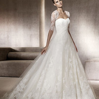 Wedding gown Pergola from Pronovias 2012