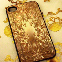 Watch The Throne iPhone 4G/4S Case