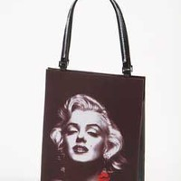Marilyn Monroe Structured Handbag