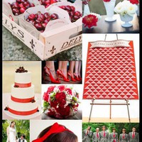Inspiring Brides:Cheery Cherry
