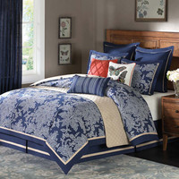 Middleton Comforter Set | Atlantic Linens