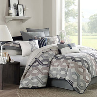 Mantattan Comforter Set | Atlantic Linens