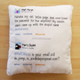 Twitter Pillow: Niall Horan - Harry Styles &quot;da pimp is ere&quot;
