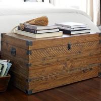 Mendell Reclaimed Wood Trunk