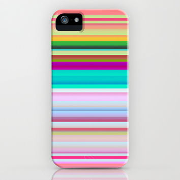 Stripes #3 iPhone & iPod Case by Ornaart