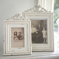Shabby Chic Frame- Large