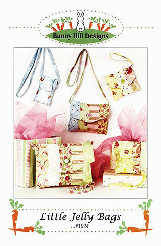 Pattern, Handbags, Little Jelly Bags, Bunny Hill Designs