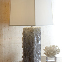 Rock Crystal Lamp - Horchow