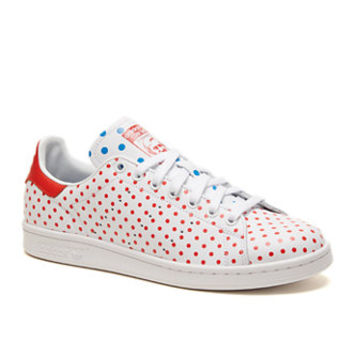 Adidas Pharrell Williams Stan Smith Shoes  Mens Shoes  White Red