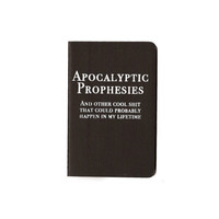 Apocalyptic Musings Moleskine Notebook