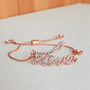 Sparkling Amore Bracelet [3204] - $16.00 : Vintage Inspired Clothing & Affordable Summer Dresses, deloom | Modern. Vintage. Crafted.