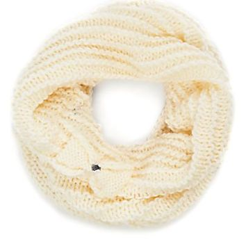 Knitted Bow Snood