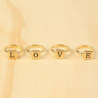 Love Spell Ring