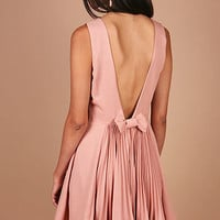 Ribbon Streaks Dress | Dresses at Pink Ice