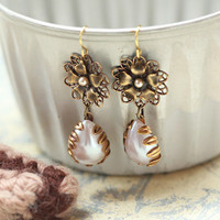 emma's dangle earrings - $26.99 : ShopRuche.com, Vintage Inspired Clothing, Affordable Clothes, Eco friendly Fashion