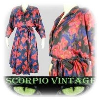 Nice summer shirtwaist dress currently on Ebay auction