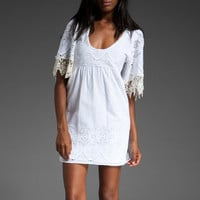 STONE_COLD_FOX Pallenberg Dress in White at Revolve Clothing - Free Shipping!
