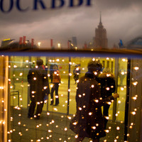 Drunken Bride (In Moscow) Christmas Lights