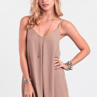 A Night With You Tank Dress