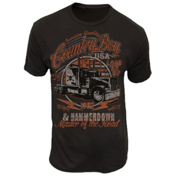 Country Boy® Men's Road Master Tee