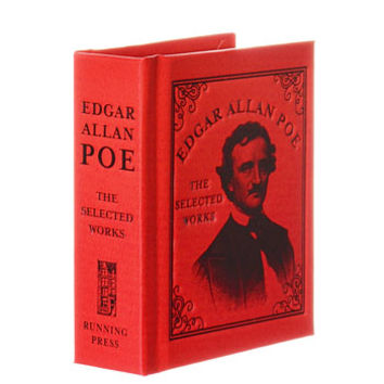 Pocket Sized Edgar Allan Poe - PLASTICLAND