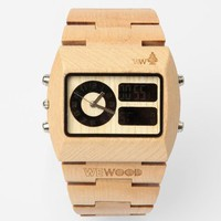 WeWOOD Crono Watch - Beige - Punk.com